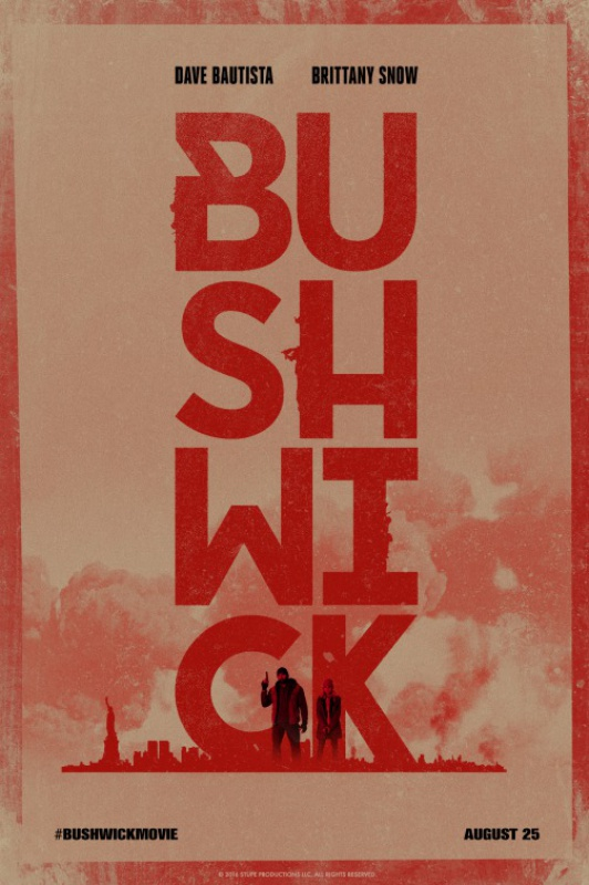 Bushwick for Netflix