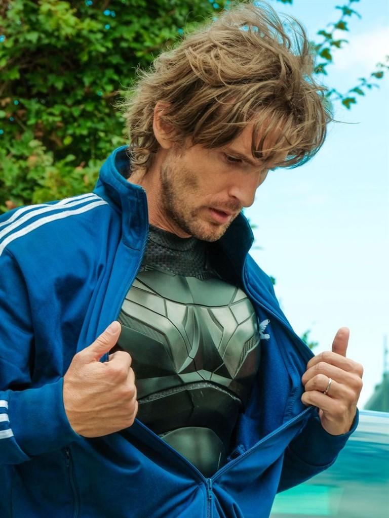 Super-héro malgré lui